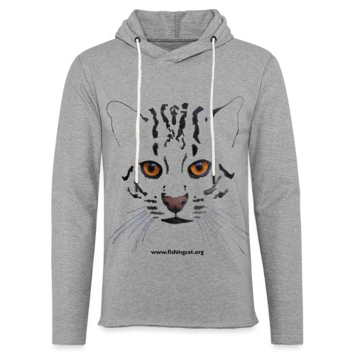 viverrina 1 - Light Unisex Sweatshirt Hoodie