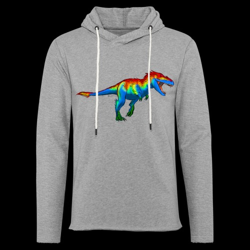 T-Rex - Light Unisex Sweatshirt Hoodie