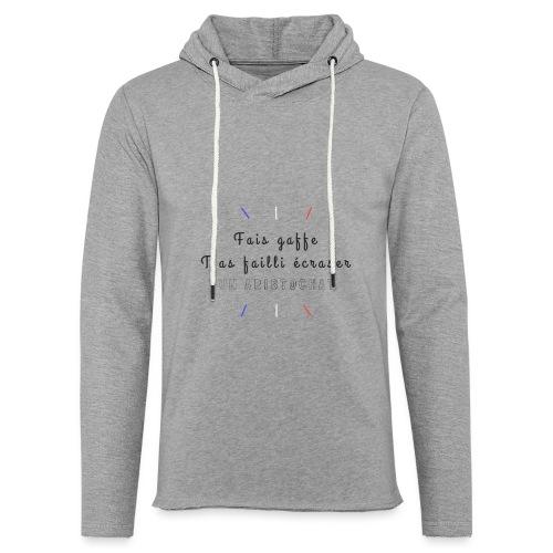 Aristochat - Sweat-shirt à capuche léger unisexe