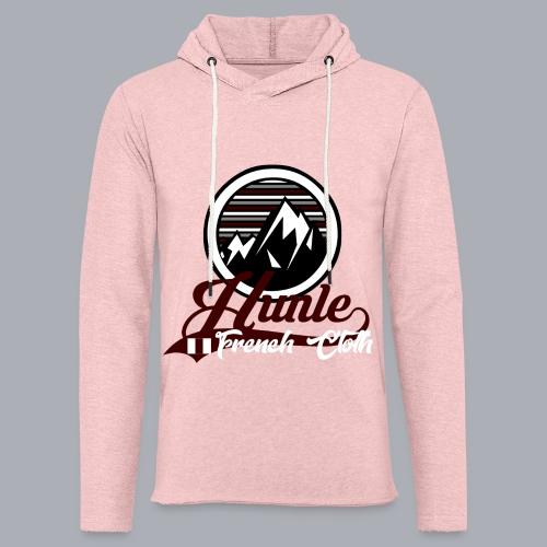 Hunle Graphic Mountain N°1 - Sweat-shirt à capuche léger unisexe