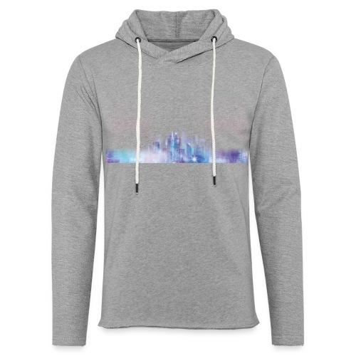 Down Town Collection 2018 - Sweat-shirt à capuche léger unisexe