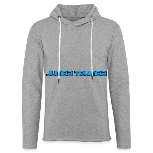 Jumba Trumba Spreadshirt - Light Unisex Sweatshirt Hoodie