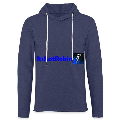 Eerste design. - Light Unisex Sweatshirt Hoodie