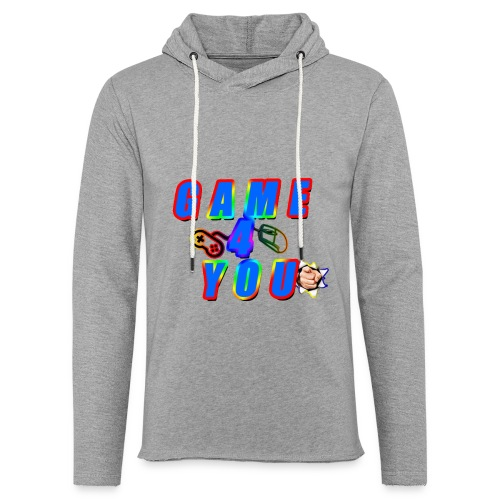 Game4You - Light Unisex Sweatshirt Hoodie