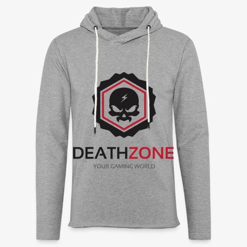 DeathZone Logo Avatar - Lekka bluza z kapturem