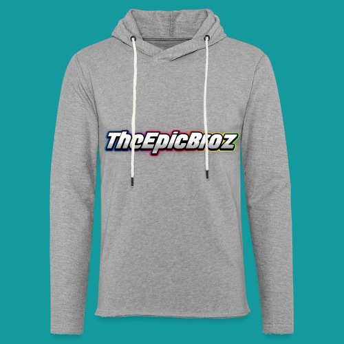 TheEpicBroz - Lichte hoodie unisex