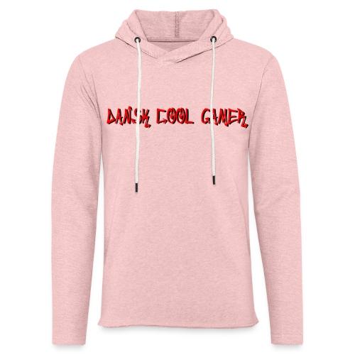 Dansk cool Gamer - Let sweatshirt med hætte, unisex