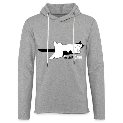 Selma Gang hoodie - Lätt luvtröja unisex