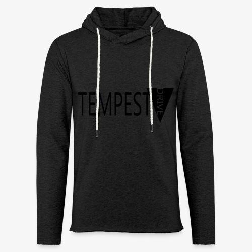 Tempest Drive: Full Logo - Let sweatshirt med hætte, unisex