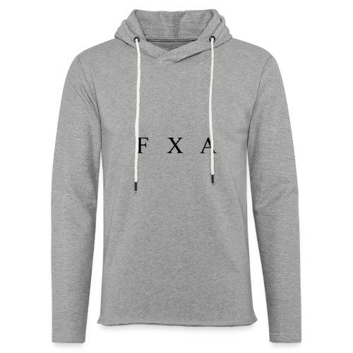 FXA HOODIE V2 - Lätt luvtröja unisex