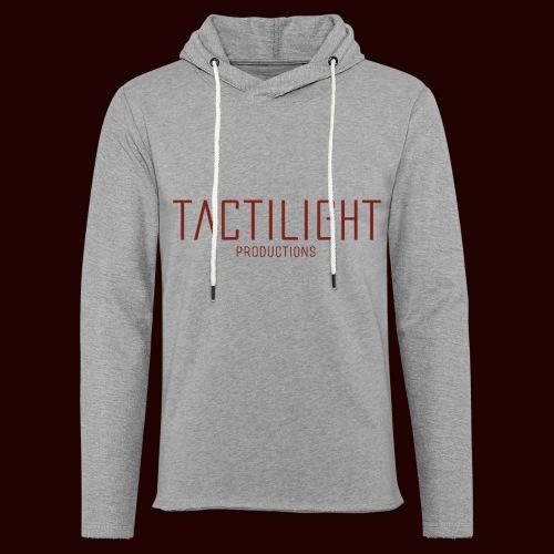 TACTILIGHT - Light Unisex Sweatshirt Hoodie