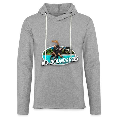 logo - Lett unisex hette-sweatshirt
