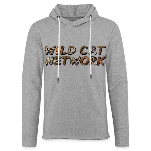 WildCatNetwork 1 - Light Unisex Sweatshirt Hoodie