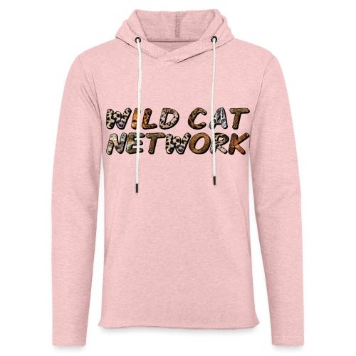 WildCatNetwork 1 - Light Unisex Sweatshirt Hoodie