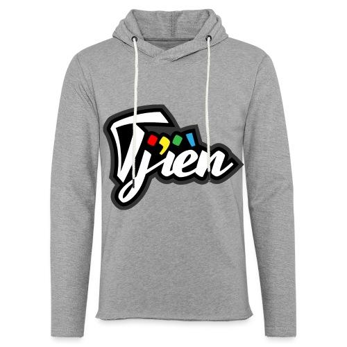 Tjien Logo Design - Lichte hoodie unisex