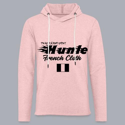 hunle Flame - Sweat-shirt à capuche léger unisexe