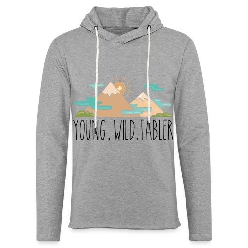 young.wild.tabler - Leichtes Kapuzensweatshirt Unisex