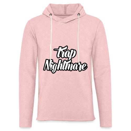 conception lisse - Sweat-shirt à capuche léger unisexe
