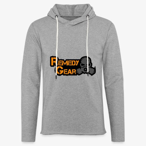 Remedy Gear Logo Wear - Light Unisex Sweatshirt Hoodie