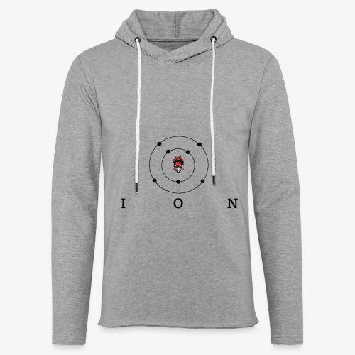 logo ION - Sweat-shirt à capuche léger unisexe