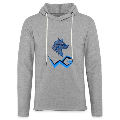 Voltiac Gaming logo! - Light Unisex Sweatshirt Hoodie