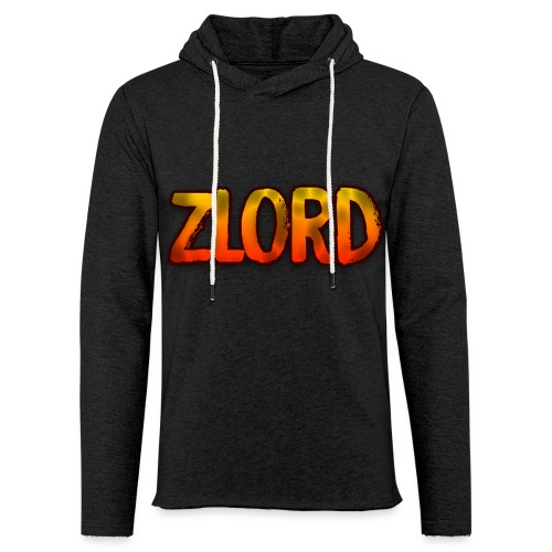 YouTuber: zLord - Felpa con cappuccio leggera unisex
