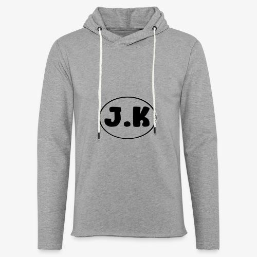 J K - Light Unisex Sweatshirt Hoodie