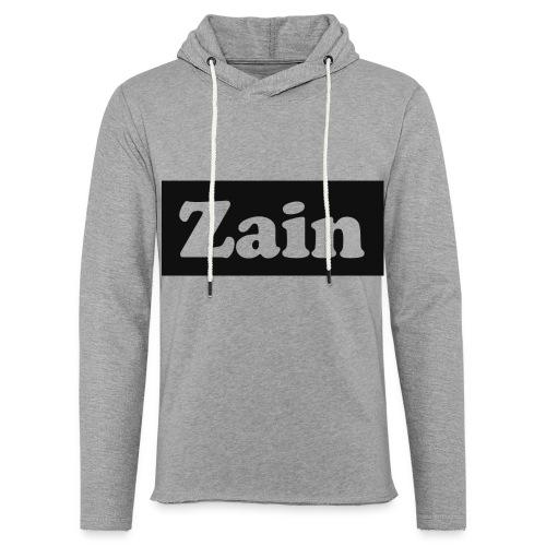 Zain Clothing Line - Light Unisex Sweatshirt Hoodie