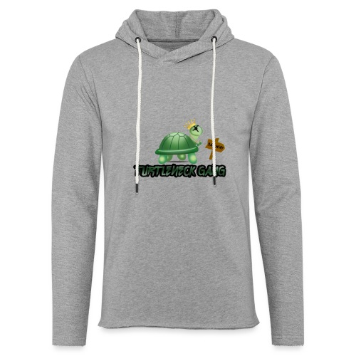 Turtle Neck Design 1 - Light Unisex Sweatshirt Hoodie