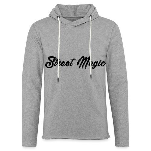 StreetMagic - Light Unisex Sweatshirt Hoodie