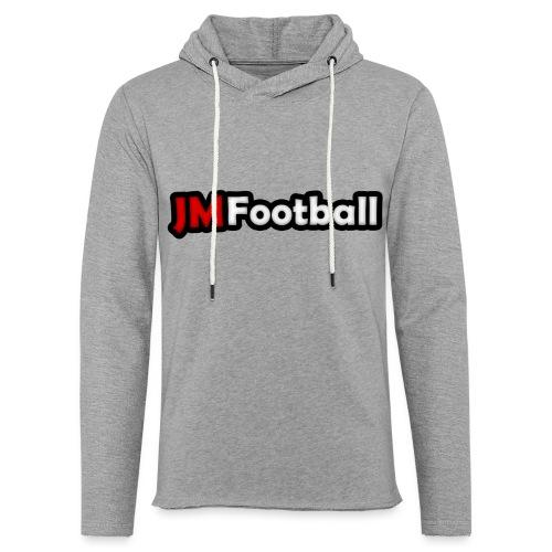 JMFootball Classic Hoodie - Light Unisex Sweatshirt Hoodie