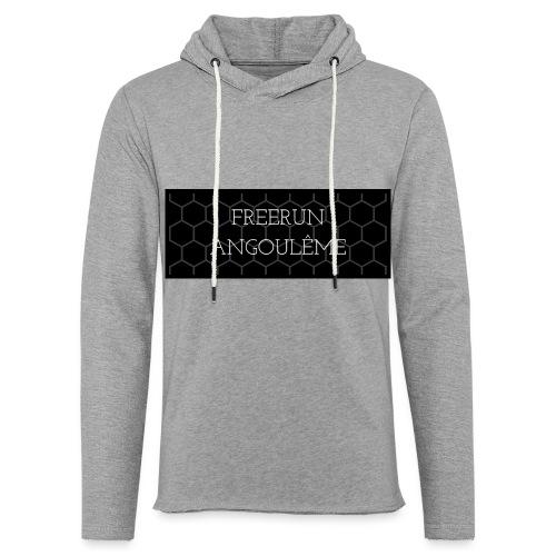FREERUN MIEL :) - Sweat-shirt à capuche léger unisexe