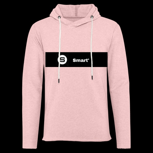 Smart' BOLD - Light Unisex Sweatshirt Hoodie