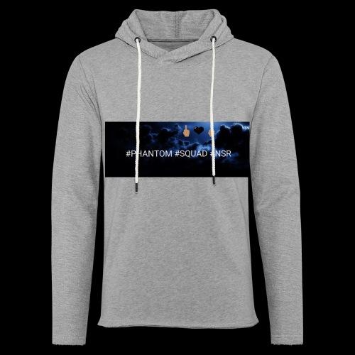 #PHANTOM #SQUAD #NSR Shirt - Leichtes Kapuzensweatshirt Unisex