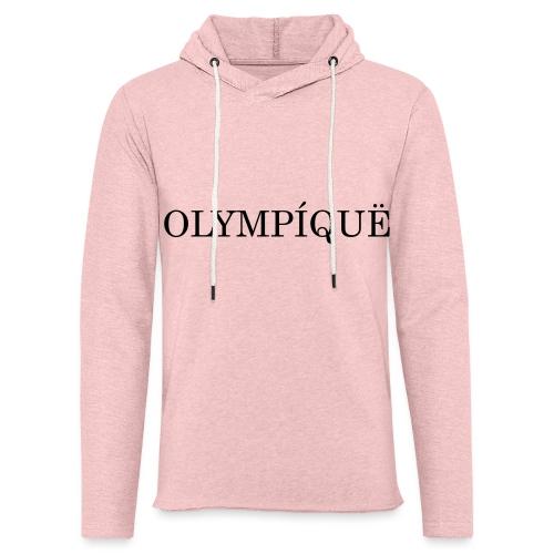 OLMPQ - Lichte hoodie unisex