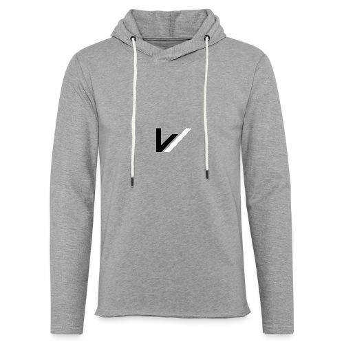 W - Sweat-shirt à capuche léger unisexe