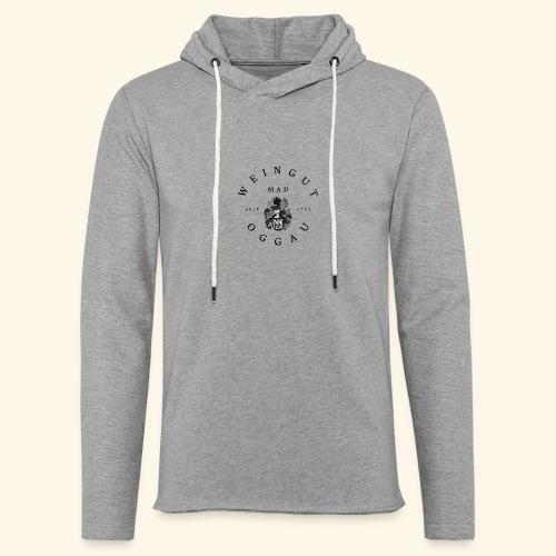 Turn around - Leichtes Kapuzensweatshirt Unisex