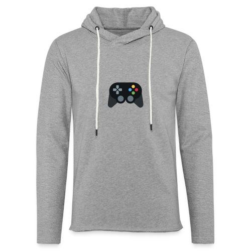 Spil Til Dig Controller Kollektionen - Let sweatshirt med hætte, unisex