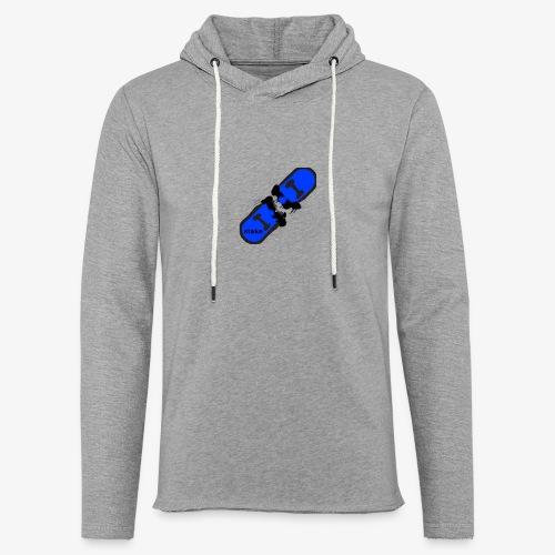 skateboard 512 - Let sweatshirt med hætte, unisex