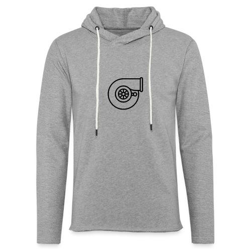 Turb0 - Light Unisex Sweatshirt Hoodie