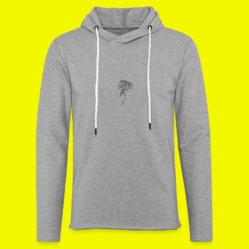 ROSE - Light Unisex Sweatshirt Hoodie