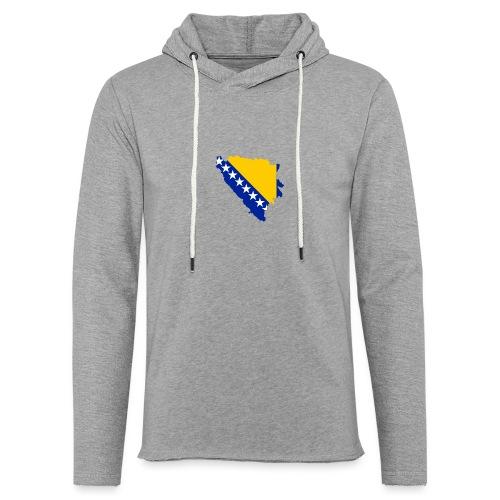 D.B - Let sweatshirt med hætte, unisex