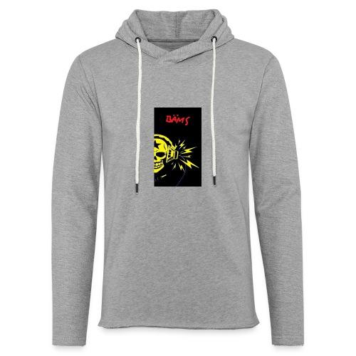 baems - Leichtes Kapuzensweatshirt Unisex