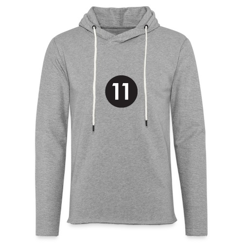 11 ball - Light Unisex Sweatshirt Hoodie