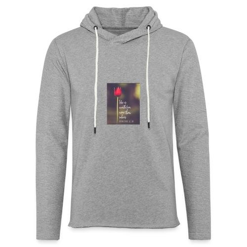 IMG 20180308 WA0027 - Light Unisex Sweatshirt Hoodie