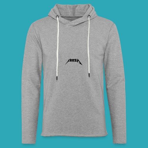 Fresh - Leichtes Kapuzensweatshirt Unisex