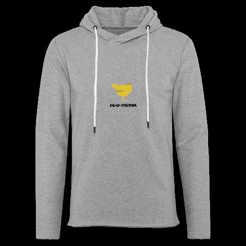 dead chicken - Sweat-shirt à capuche léger unisexe