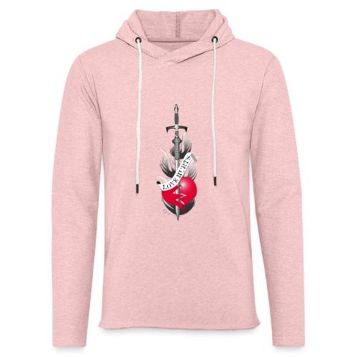 Love Hurts 2 - Liebe verletzt - Leichtes Kapuzensweatshirt Unisex