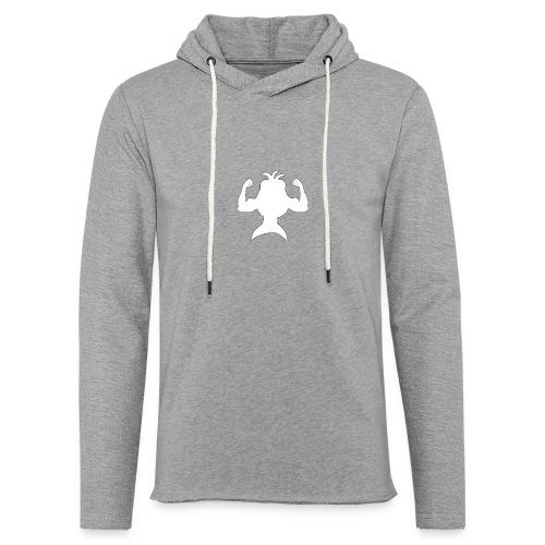 FizkenStrong - Let sweatshirt med hætte, unisex