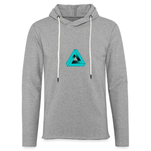 Impossible Triangle - Light Unisex Sweatshirt Hoodie